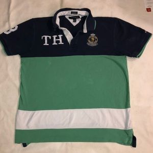 Men's Tommy Hilfiger NYC Lacrosse Club Polo Size L